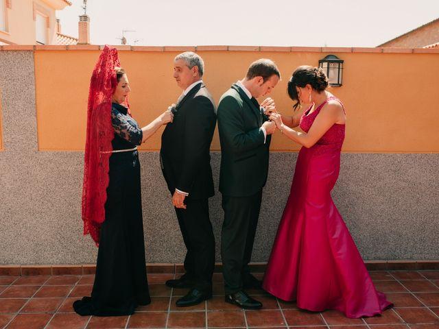 La boda de Félix y Irene en Burujón, Toledo 15