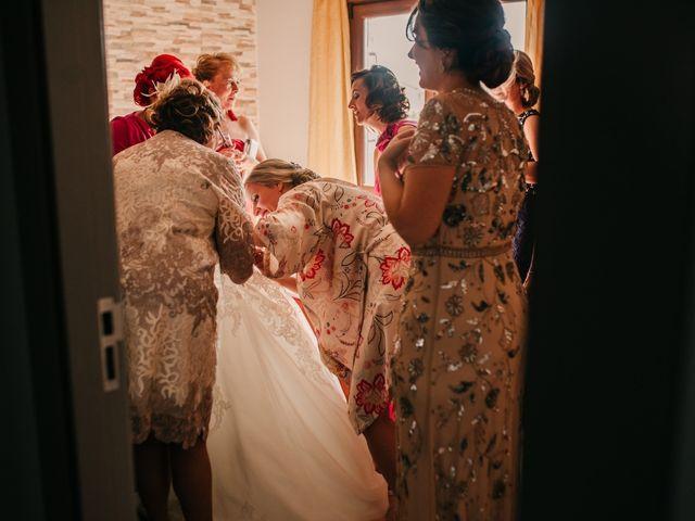 La boda de Félix y Irene en Toledo, Toledo 31