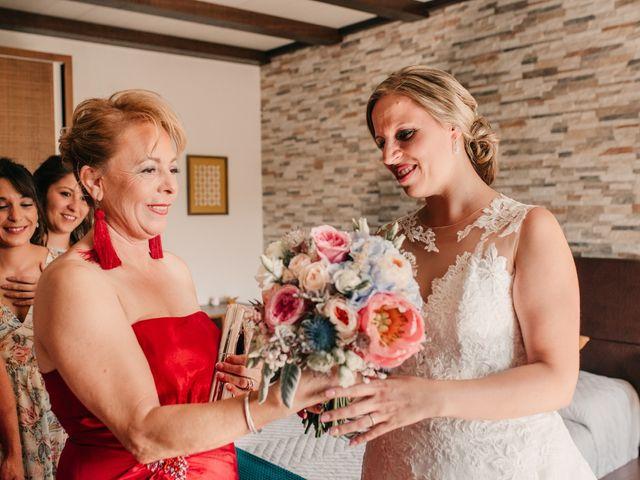La boda de Félix y Irene en Burujón, Toledo 40