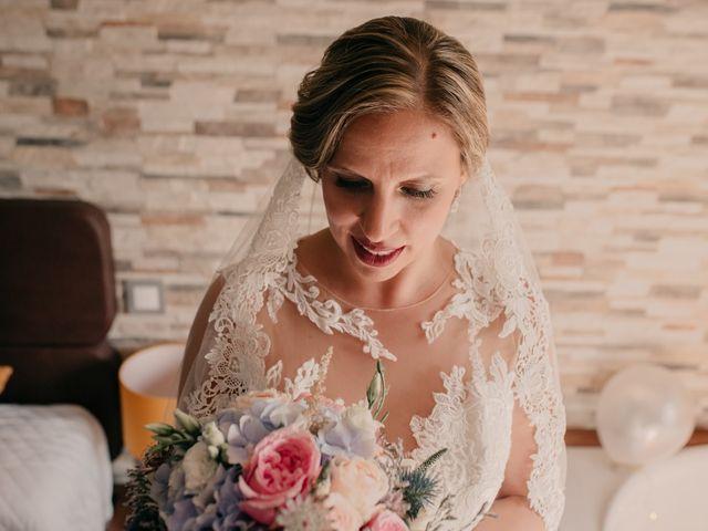 La boda de Félix y Irene en Burujón, Toledo 43