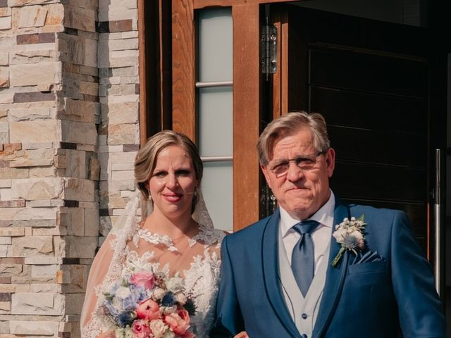 La boda de Félix y Irene en Burujón, Toledo 47