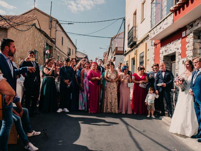 La boda de Félix y Irene en Burujón, Toledo 48