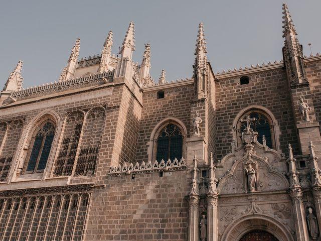 La boda de Félix y Irene en Toledo, Toledo 50