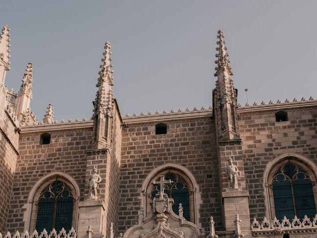 La boda de Félix y Irene en Burujón, Toledo 51