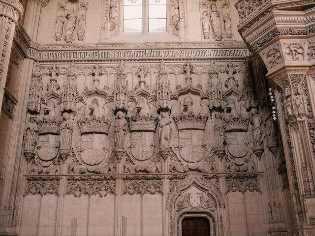 La boda de Félix y Irene en Toledo, Toledo 53