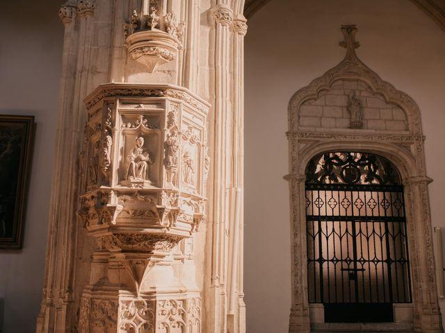 La boda de Félix y Irene en Toledo, Toledo 55