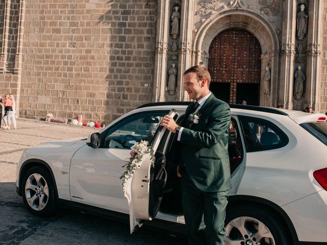 La boda de Félix y Irene en Burujón, Toledo 56