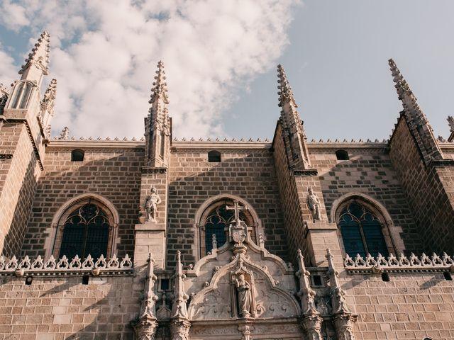 La boda de Félix y Irene en Toledo, Toledo 58