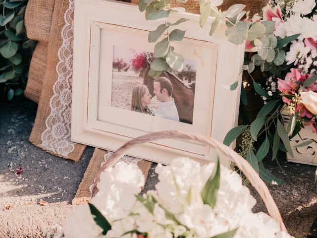 La boda de Félix y Irene en Burujón, Toledo 61