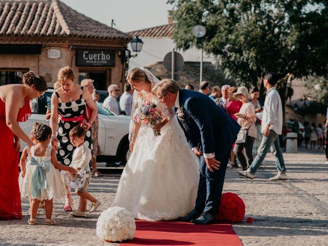 La boda de Félix y Irene en Toledo, Toledo 66