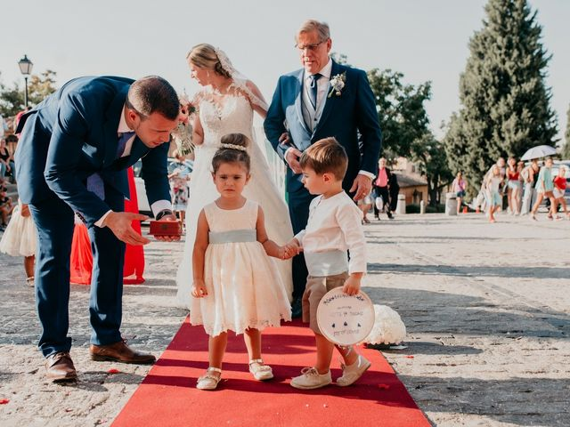 La boda de Félix y Irene en Burujón, Toledo 67