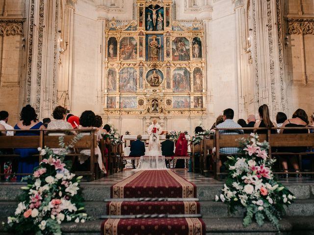 La boda de Félix y Irene en Burujón, Toledo 70