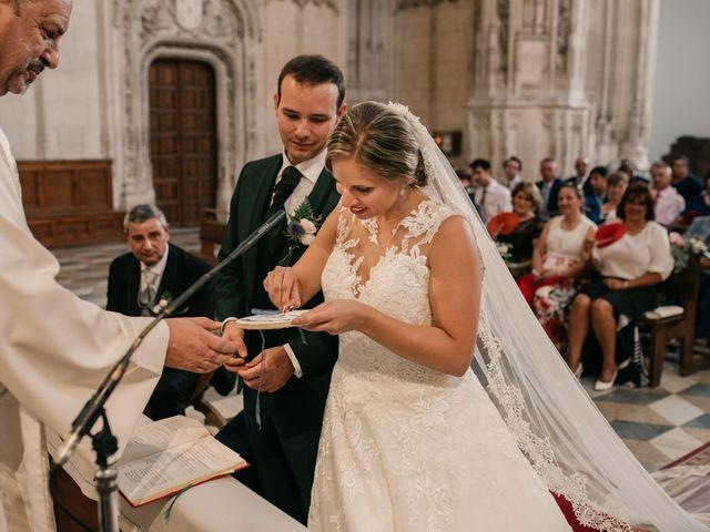 La boda de Félix y Irene en Burujón, Toledo 71