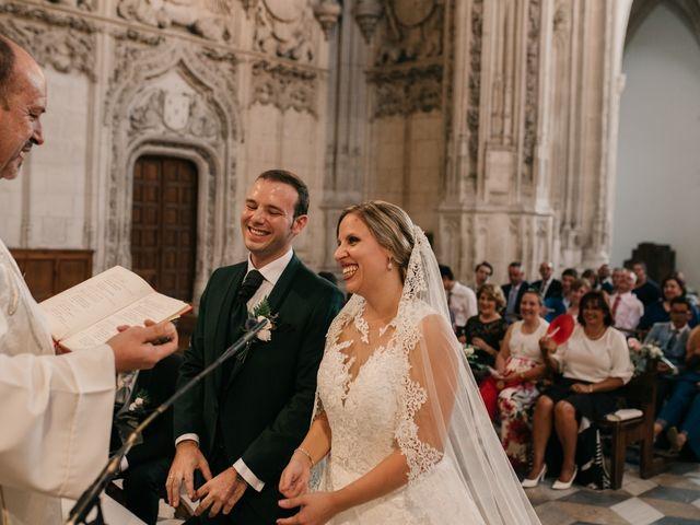 La boda de Félix y Irene en Burujón, Toledo 74