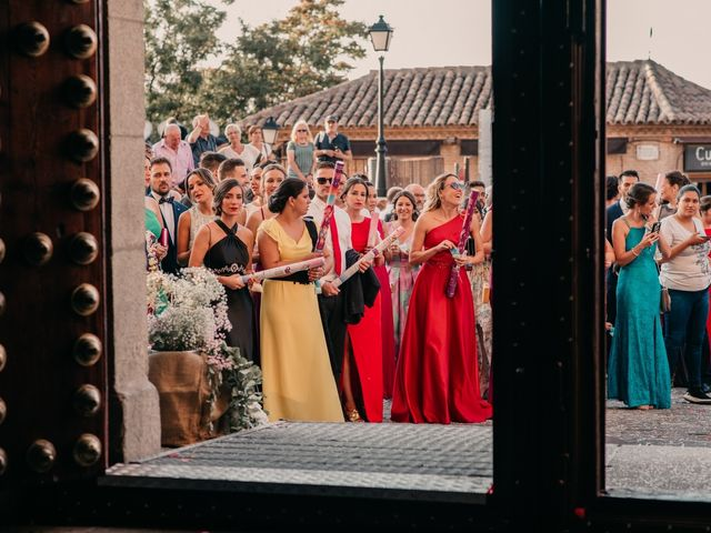 La boda de Félix y Irene en Burujón, Toledo 79