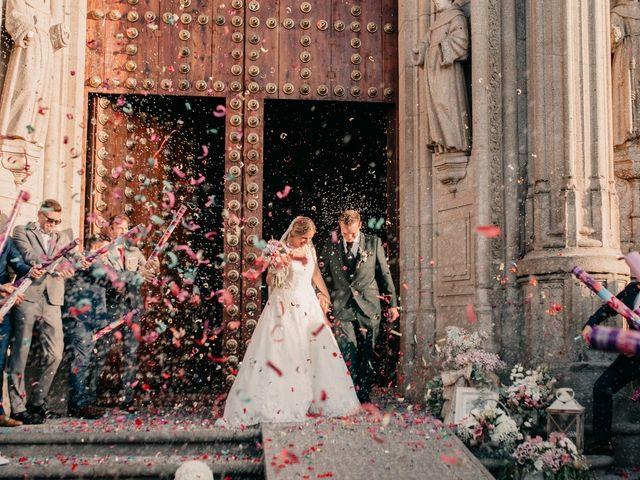 La boda de Félix y Irene en Burujón, Toledo 80
