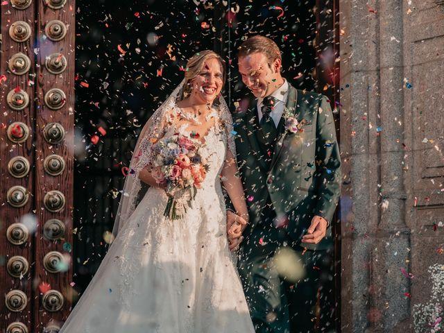 La boda de Félix y Irene en Burujón, Toledo 81