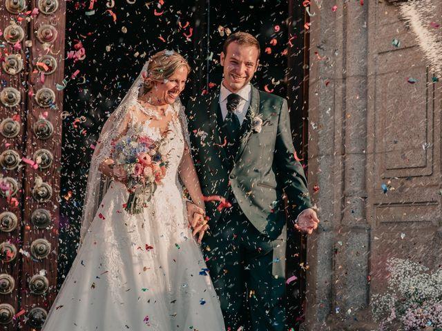 La boda de Félix y Irene en Burujón, Toledo 82