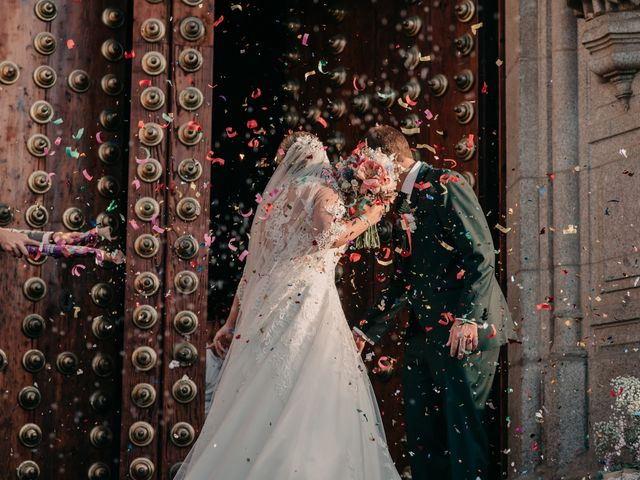 La boda de Félix y Irene en Burujón, Toledo 83