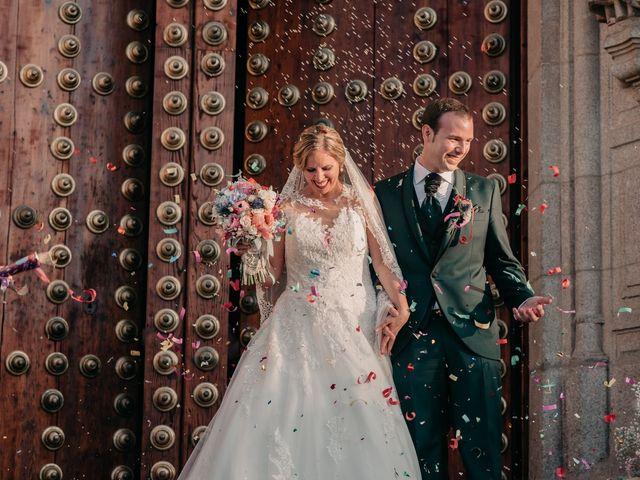 La boda de Félix y Irene en Burujón, Toledo 84