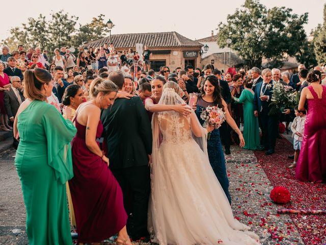 La boda de Félix y Irene en Burujón, Toledo 85