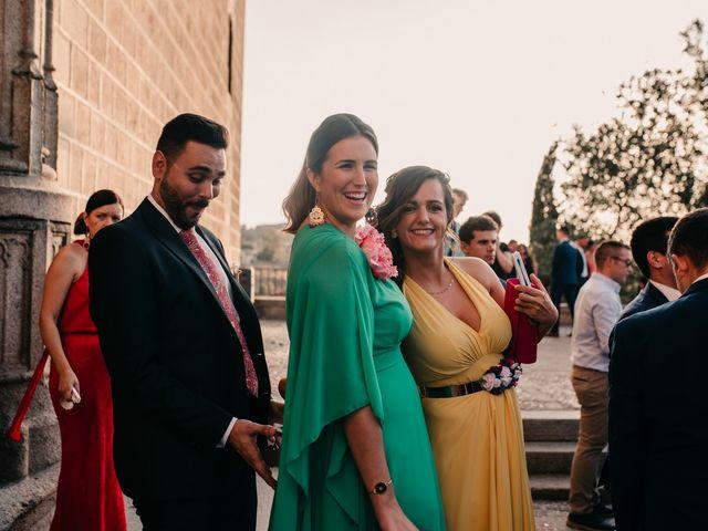 La boda de Félix y Irene en Burujón, Toledo 86