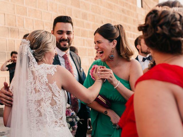 La boda de Félix y Irene en Burujón, Toledo 87