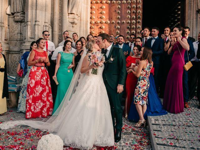 La boda de Félix y Irene en Burujón, Toledo 88
