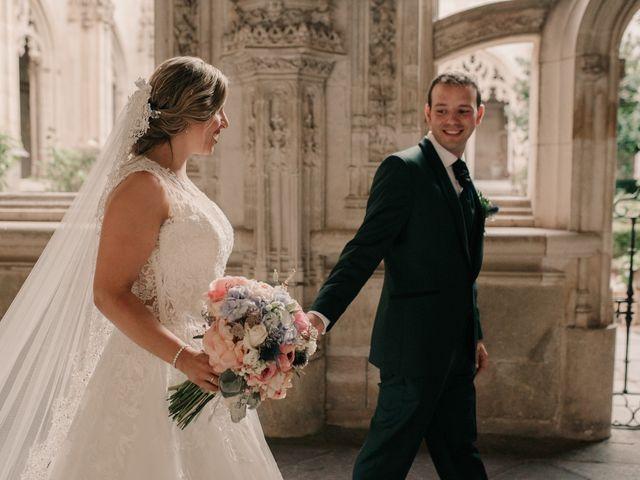La boda de Félix y Irene en Burujón, Toledo 90