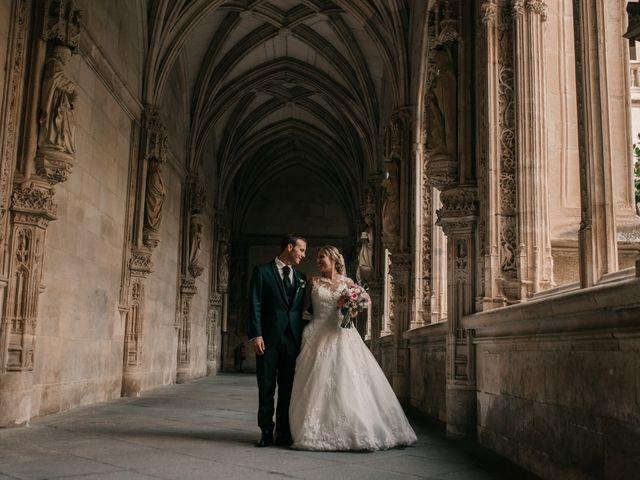 La boda de Félix y Irene en Burujón, Toledo 92