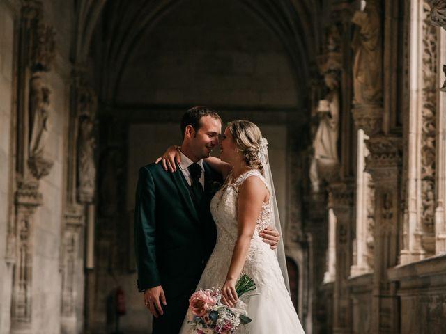 La boda de Félix y Irene en Burujón, Toledo 93