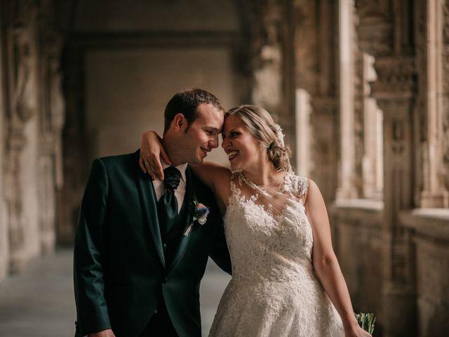 La boda de Félix y Irene en Burujón, Toledo 1