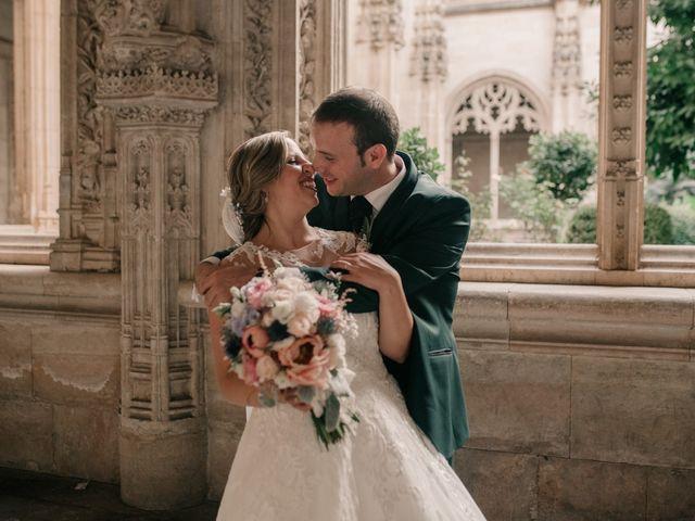 La boda de Félix y Irene en Burujón, Toledo 96