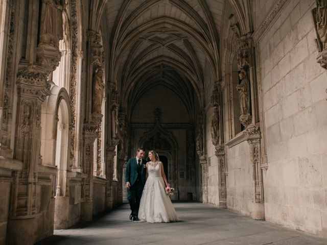La boda de Félix y Irene en Burujón, Toledo 2