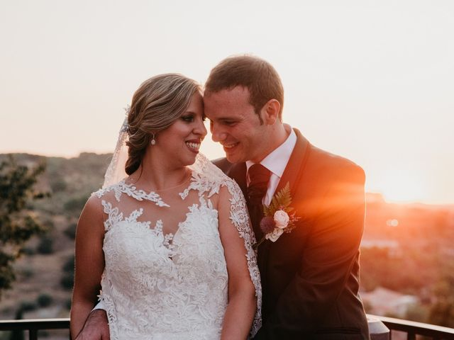 La boda de Félix y Irene en Burujón, Toledo 102
