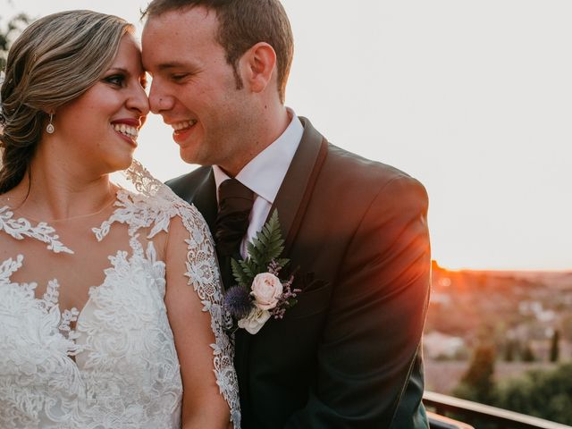 La boda de Félix y Irene en Burujón, Toledo 103