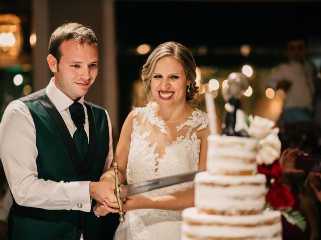 La boda de Félix y Irene en Burujón, Toledo 134