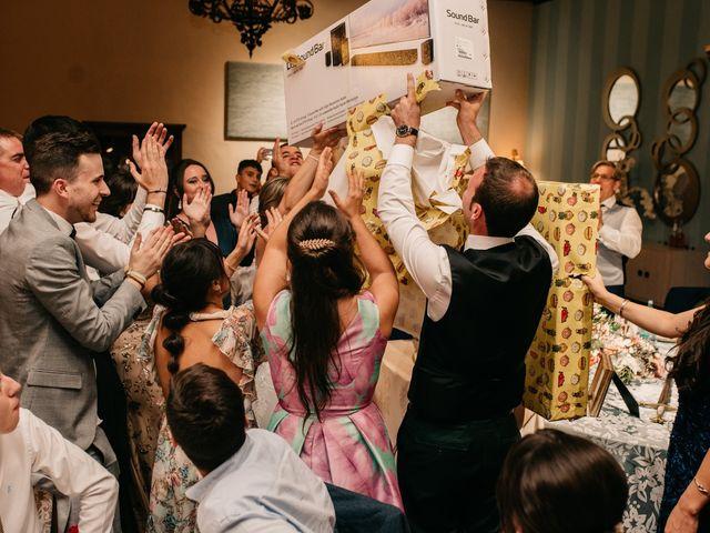 La boda de Félix y Irene en Burujón, Toledo 138