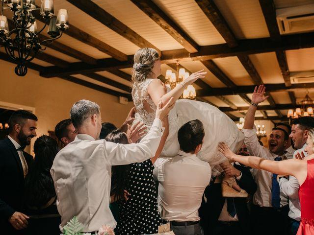 La boda de Félix y Irene en Burujón, Toledo 141