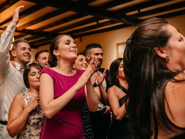 La boda de Félix y Irene en Burujón, Toledo 142
