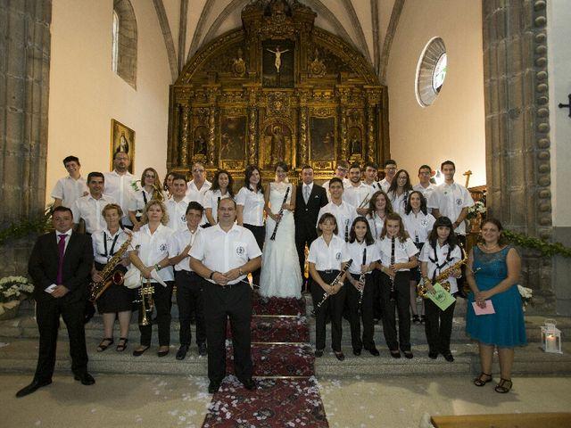 La boda de Jesús y María en Las Navas Del Marques, Ávila 10