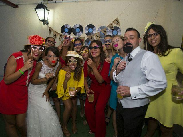 La boda de Jesús y María en Las Navas Del Marques, Ávila 11
