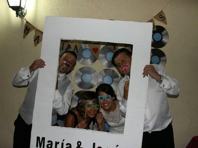 La boda de Jesús y María en Las Navas Del Marques, Ávila 12