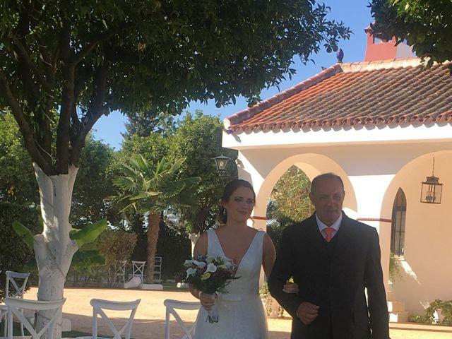 La boda de Jaime y Eva en Sevilla, Sevilla 1