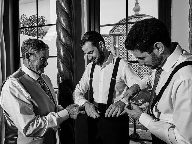 La boda de Francisco y Nieves en Valencia Del Ventoso, Badajoz 3