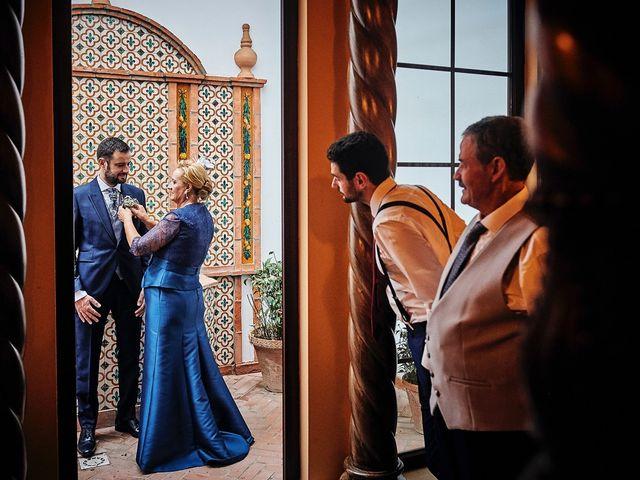 La boda de Francisco y Nieves en Valencia Del Ventoso, Badajoz 4