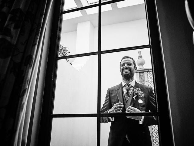 La boda de Francisco y Nieves en Valencia Del Ventoso, Badajoz 5
