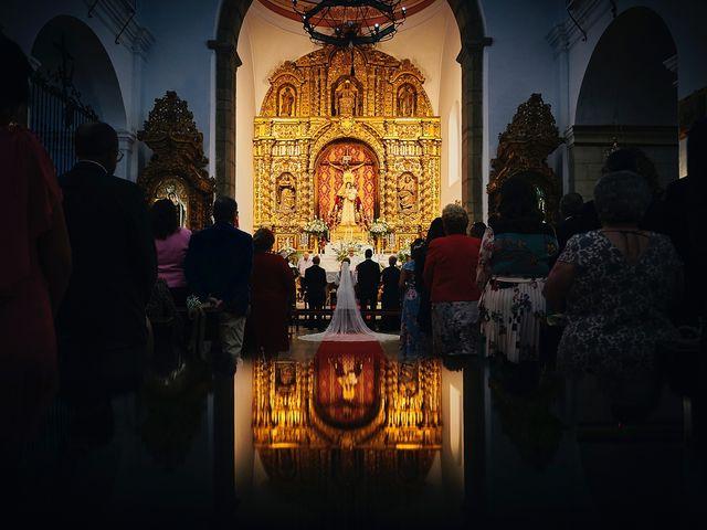 La boda de Francisco y Nieves en Valencia Del Ventoso, Badajoz 11