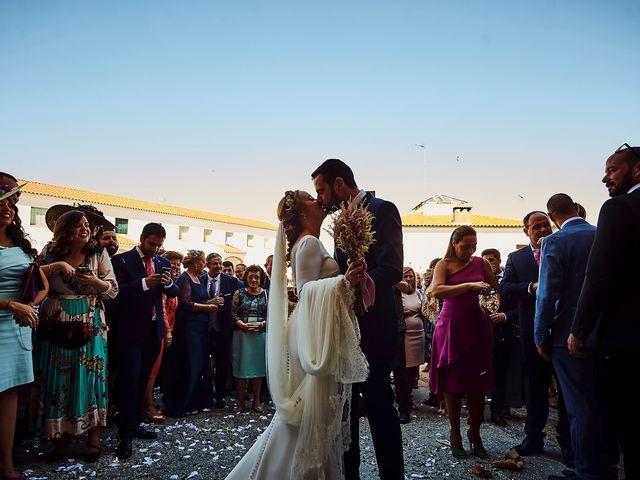La boda de Francisco y Nieves en Valencia Del Ventoso, Badajoz 14