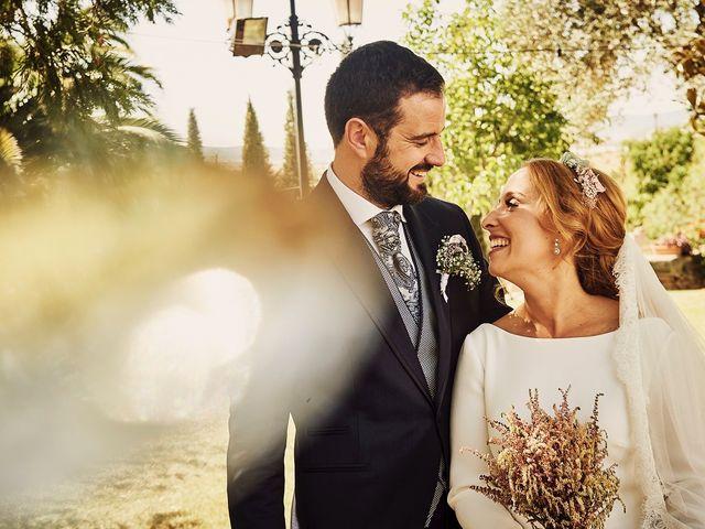 La boda de Francisco y Nieves en Valencia Del Ventoso, Badajoz 1